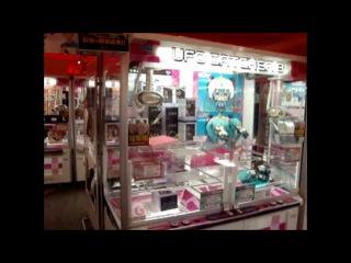 "Japanese Arcade Tour #4: ""Club SEGA"" in Akihabara"