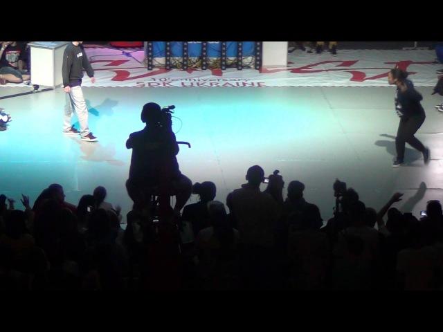 Ставрополь vs Кристи. hipHop. UDS10. Spring 2012.