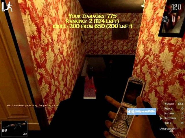 [4LIFE/ZPS] Чудаки в Zombie Panic: Source часть 2