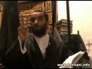 Sheyx Cavid Omer ibn Xettab ve Ebubekrin Peygemberin (s) yaninda mubahise etmesi