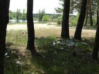 Красноград: лесхоз