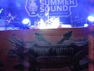 Miles Kane - Rearrange live in Griboffka, 20.07.2012