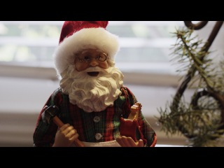JULIAN SMITH - Creepy Santa Doll