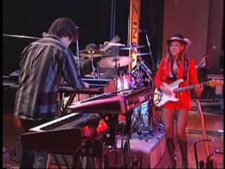 Adachi Kumi club PANGAEA with RikuTaira【Lady Plays The Blues For You】