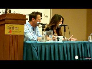 Конференция Wizard World Chicago: Charmed с Холли и Брайаном (11 августа 2012)