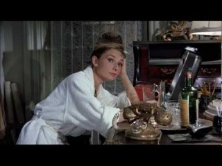 Audrey Hepburn - Moonriver by Henry Mancini ( version