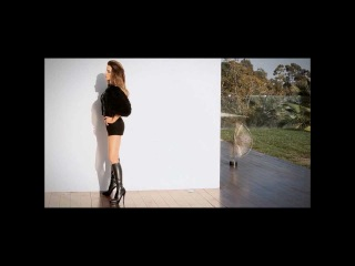 Kate Beckinsale 2011 FLAUNT Magazine (Behind The Scenes)