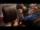 Henry Thomason - Powerlifting Bench Press Training 013113 @ KPG