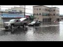 Idiot s izrailya na lodke Staten Island, NY