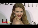 TEEN WOLF Holland Roden at ELLE and Miss Me Album Release Party ARRIVALS
