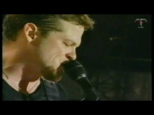 Metallica - Last Caress / So What / Die Die Die My Darling - Baltimore 2000 - Live