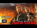 Телеролик фильма «Крепкий орешек 5»  «A Good Day To Die Hard» (2013) | HD