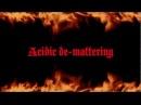 Dethklok   I Ejaculate Fire Official Music Video
