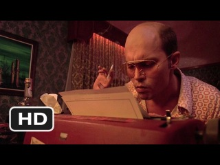 Fear and Loathing in Las Vegas (7/10) Movie CLIP - The High Water Mark (1998) HD