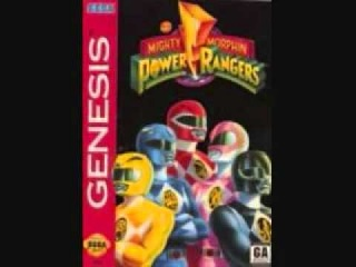Mighty Morphin Power Rangers (Genesis) Music - Cyclopsis Stage ~ Cyclopsis Transformation