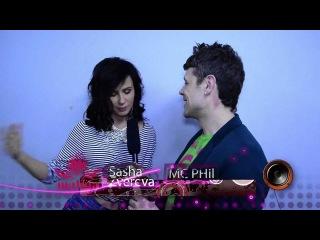 Malina TV (Haifa) - Sasha Zvereva 15.03.13