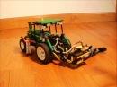 My Lego tractors. Pasquali John Deere