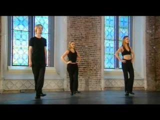 Урок ирландских танцев Irish Dance MasterClass Lesson Part3