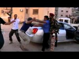 Raw video  Gun battle in Tripoli  Oct 14 2011