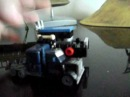 Lego Transformers Mini Movie Nightwatch Optimus Prime