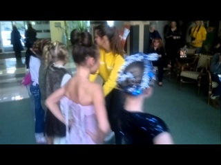 Конкурс причесок среди детей в Атлас Парк-Отеле