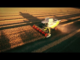 Claas Lexion 570 Demo
