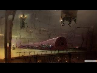 Ку! Кин-дза-дза. Трейлер к мультфильму №2 '2013'. HD