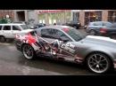 Ford Mustang Shelby GT 350 V8 (Evil Empire Drift Team))1080HD