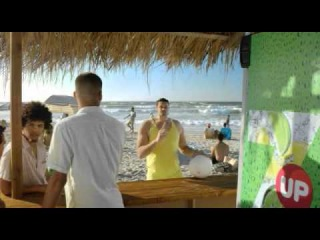 7UP 2012 commercial no.1(Beach) with Ashraf Hamdi .. by Impact BBDO Dubai. Kabbar Dmaghak