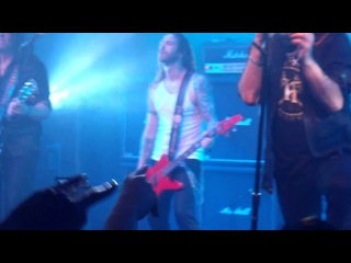 70000 Tons Metal 2012 - Hammerfall - Glory to the Brave - January 26 2012