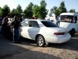 Особенности туркменской парковки )))