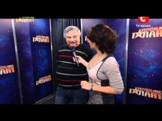 Светлана Лёгенькая (Феодосия) на СТБ 17.03.2012