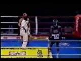 Tszyu vs Forrest 1991 amature Light Welterweight World Championship.