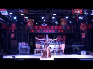 Latifa - just take fun on the party in Guangzhou - March, 2013
