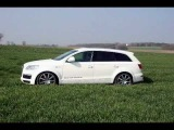 MTM tuned Audi Q7 4.2L V8 FSI Supercharged K500 (500 hp)  0-60 mph, 175 mph, launch, accel