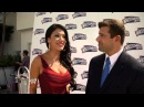 Rosa Mendes answer questions after Wrestlemania 28 Press Conference - 32812