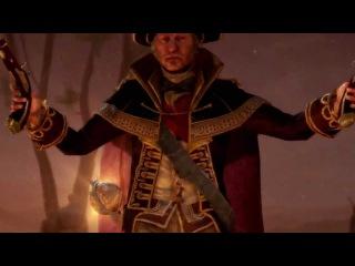 Assassin's Creed 3: Tyranny of King Washington Релизный трейлер.