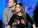 Justin Timberlake GROPES Mila Kunis at MTV Movie Awards 2011