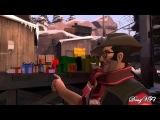 Как Снайпер украл Рождество (пародие на фильм