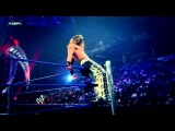 Shawn Michaels vs Batista. HD. Backlash 2008.