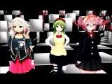 【MMD】Poker face【Gumi,IA,Rin,Teto】