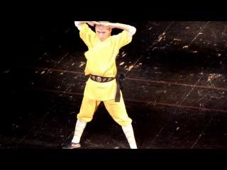 Шоу монахов Шаолиня «Мастера Кунг-Фу» 2012 Москва