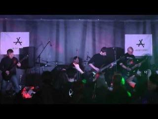 Allocer - Мир обречён - 1st AClub 04.12.2011 Смоленск (Live)