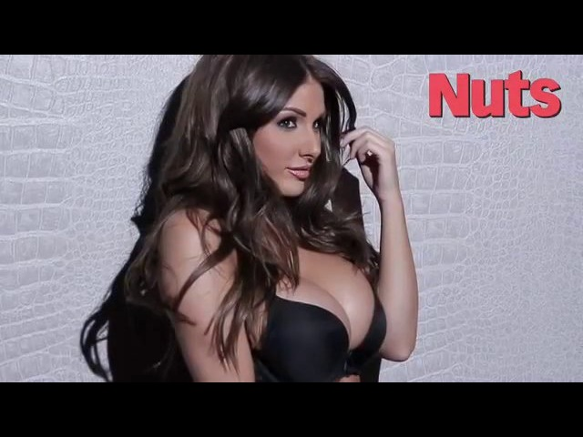 Lucy Pinder, Nuts Magazine, 12 Feb. 2013 video3