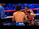 Manny Pacquiao vs Juan Manuel Marquez 4 IV - Knockout KO - 6 Round 08-12-201 HD