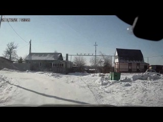 Тулиновка _(центр - Смычка) ч.2