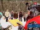 В парке Кузьминки Люблино прошли соревнования на ездовых собаках    Новости    Т