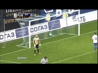 Обзор 9-й тур. Чемпионат России по футболу 2012-2013