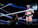 WWE Smackdown 11/29/11 Sheamus vs Hornswoggle Segment Battle Royal