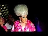 Phi Phi OHara from RuPauls Drag Race Season 4 LIVE @ Menjos in Detroit - Thursday, August 2, 2012